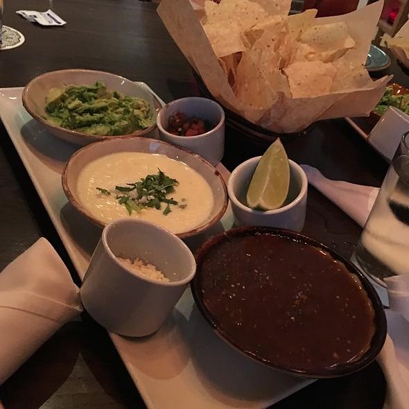 Trio Of Dips @ Mexican Sugar