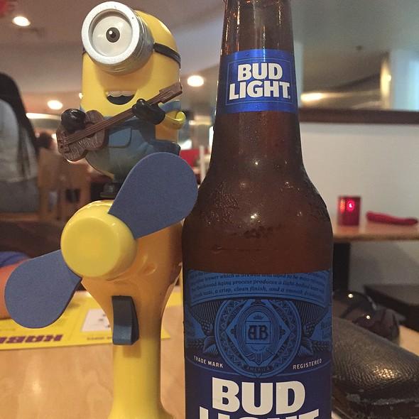 Bud Light @ Benihana Japanese Steakhouse