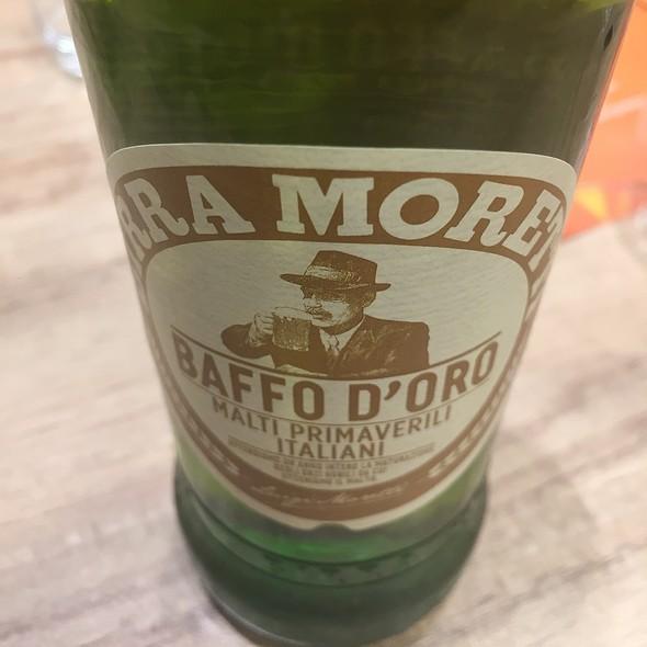 Birra Moretti Baffo D'oro Malti Primaverili Italiani