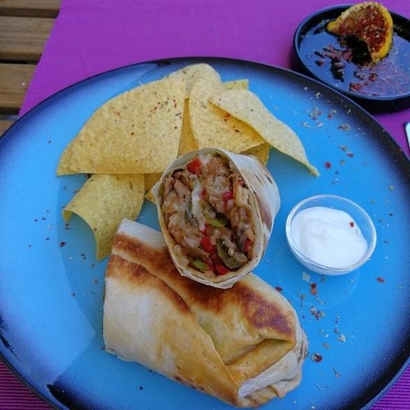 Etli Burrito