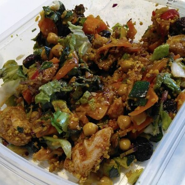 Chicken And Cous Cous Salad
