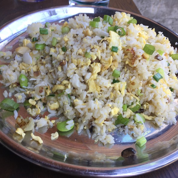 House Fried Crab Rice