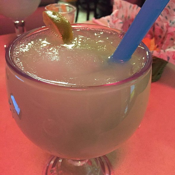 1/2 & 1/2 Margarita