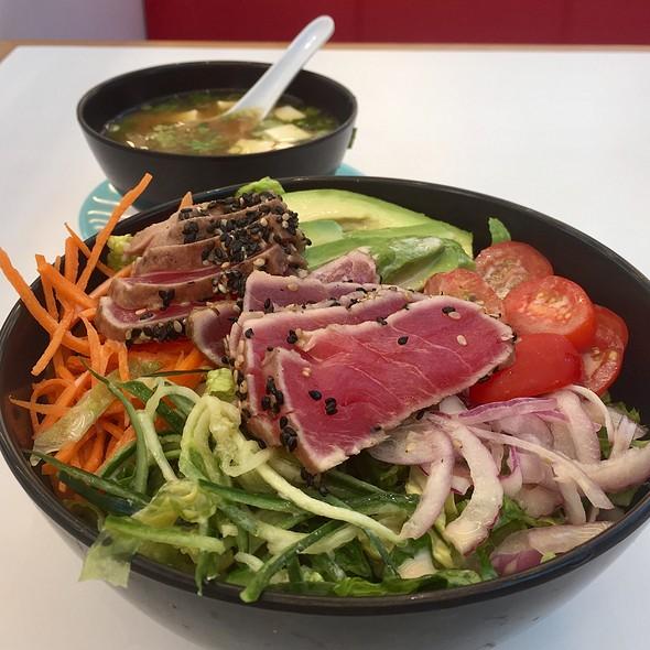 Tuna Salad @ Sushigami