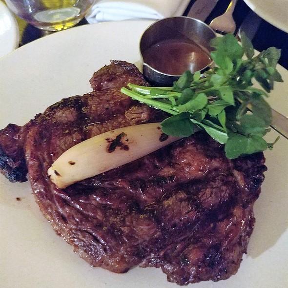 Strip Lion Steak