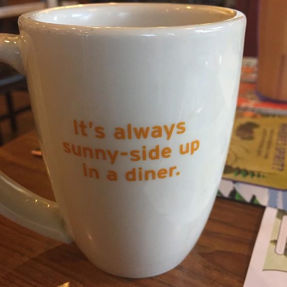 Coffee @ Denny's