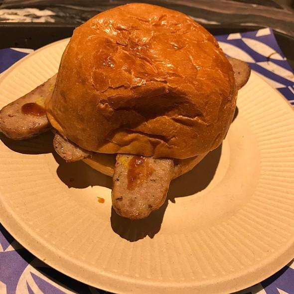 Sausage Butty