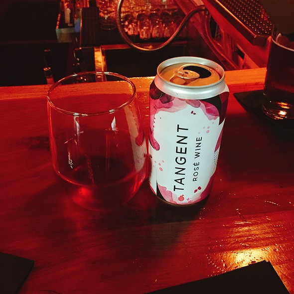 Can Of Rosé