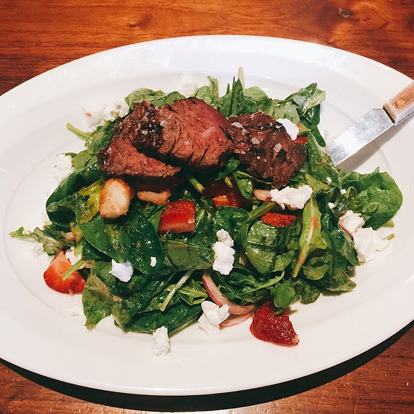 Steak Salad @ Shady Lady Saloon