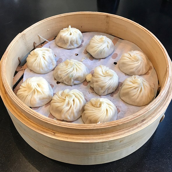 Crabmeat Soup Dumplings