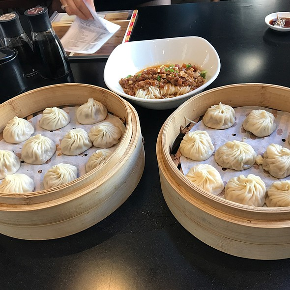 Crabmeat & Pork Soup Dumplings
