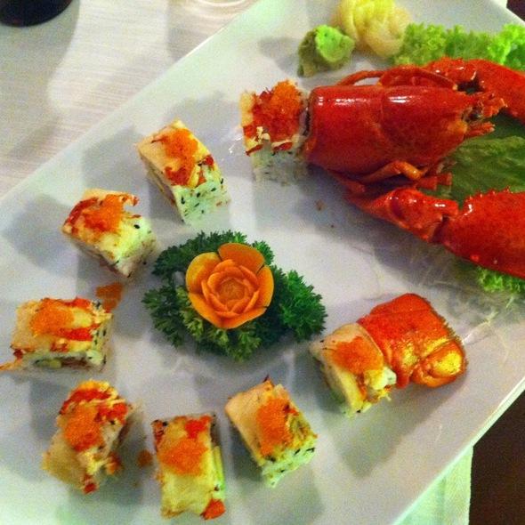 Lobster Rolls @ Ristorante La Collina D'Oro Sas - Chiungchin E C. (Sas)