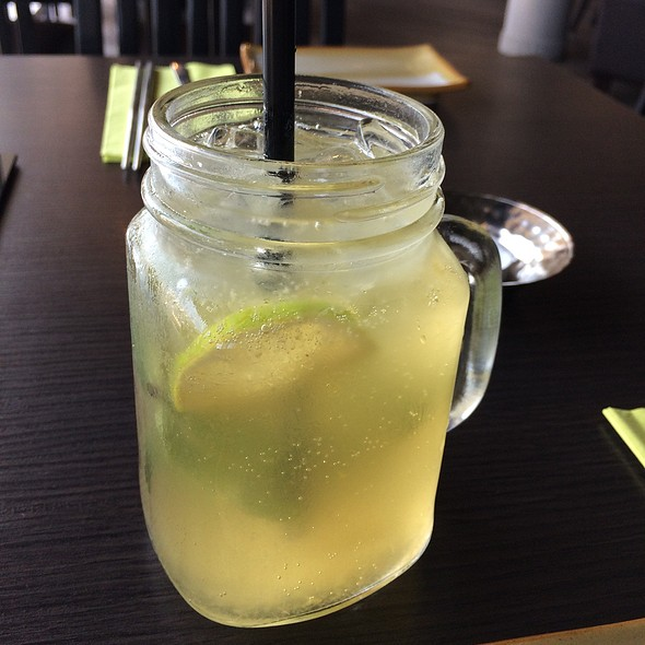 Lemon Ginger Limonade @ KOOGI