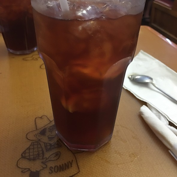 Iced tea @ Sonny's Barbeque