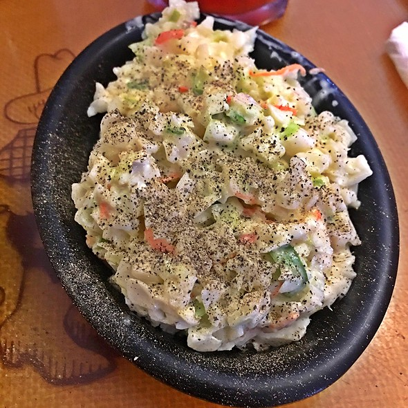 Cole Slaw @ Sonny's Barbeque