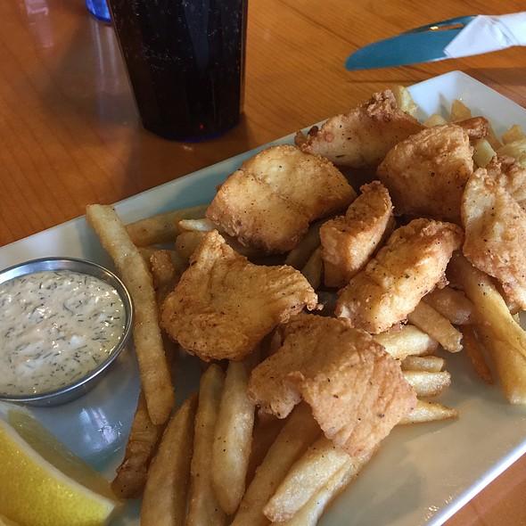 Fried Halibut & Fries