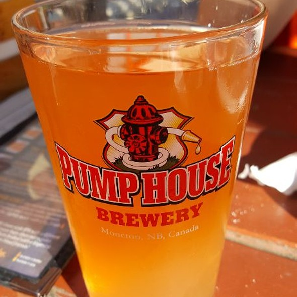 Crafty Radler @ Pump House Brewery/BrewPub