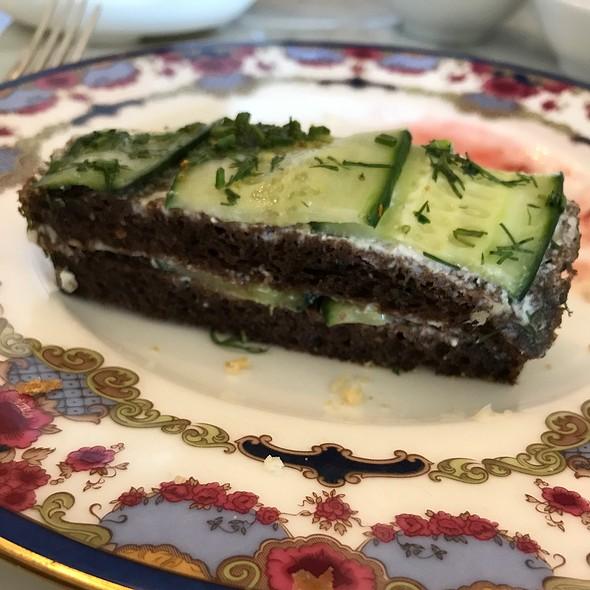 English Cucumber Sandwich