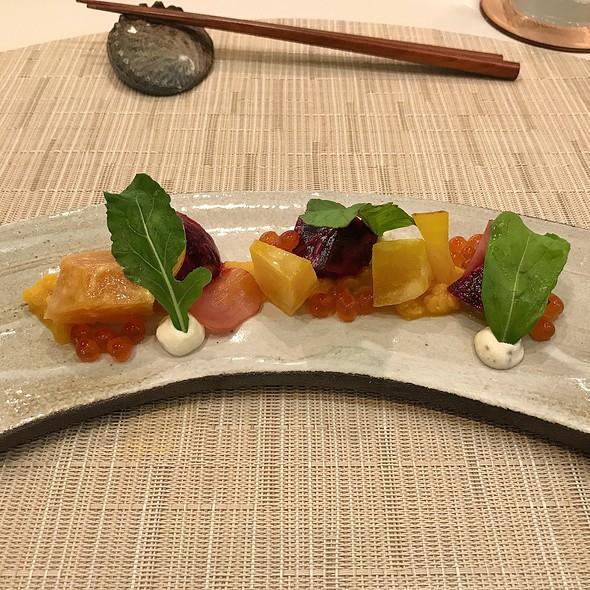 Baby Beet Salad @ Pai Honolulu