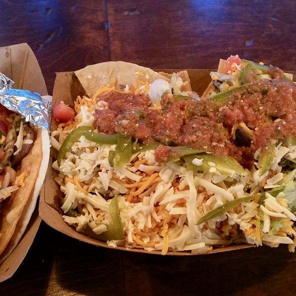Bubba Kush and Chronic Tortilla Fritos @ Condado Tacos