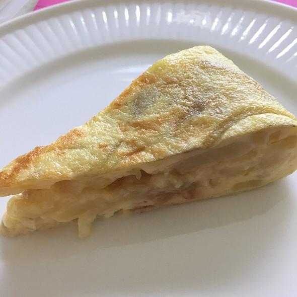 Tortilla Espanola @ Home
