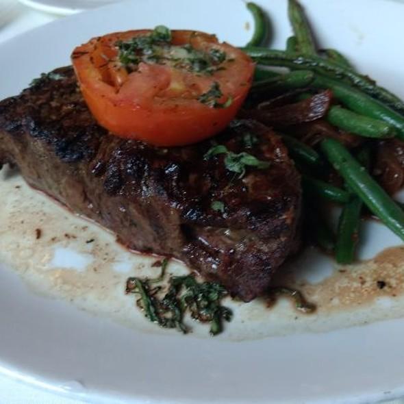 New York Strip Steak @ The Ahwahnee