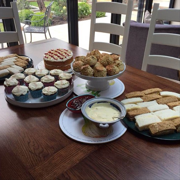 Cake Off - Scones, Muffins, Buns