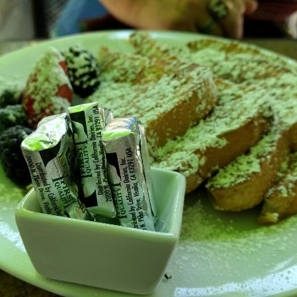 French Toast @ Wild Fig