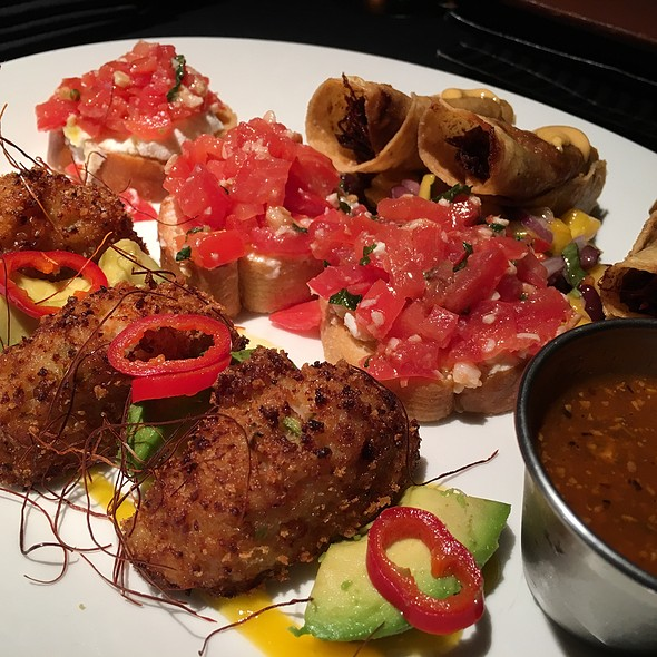 Appetizer Platter @ Sevy's
