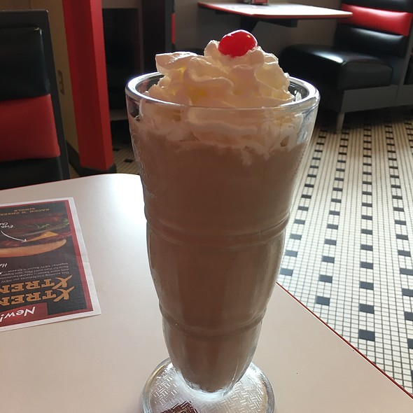 Chocolate Milkshake