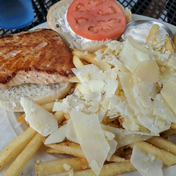 Parmesan Fries @ The Freehouse Pub