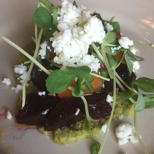 Roasted Beet Salad @ Royale