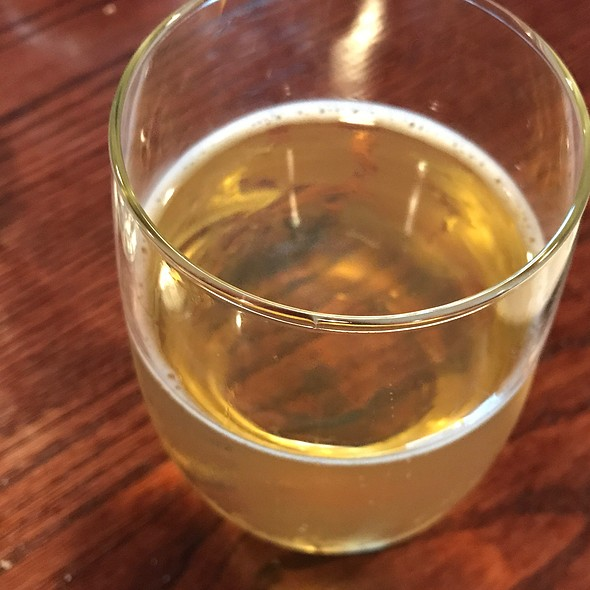 C Squared Apple Ginger Apple Cider @ The Whiskey Biscuit