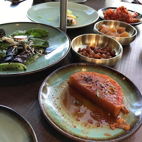 sura korean bbq restaurant richmond banchan foodspotting. Black Bedroom Furniture Sets. Home Design Ideas