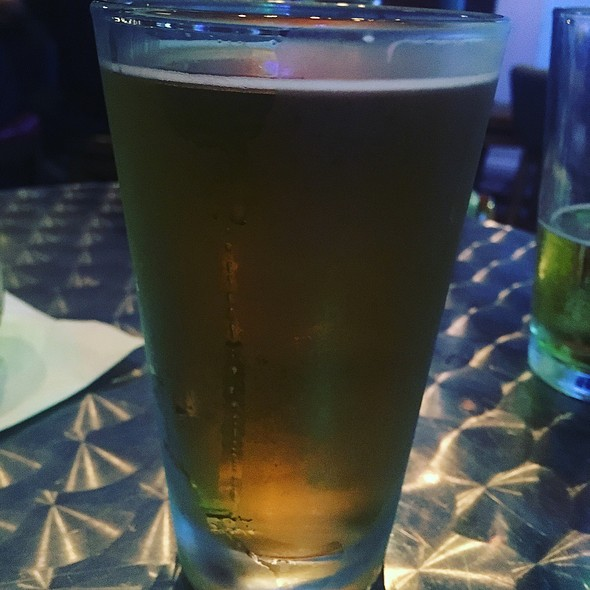 Sapporo Beer @ Bar Nirvana