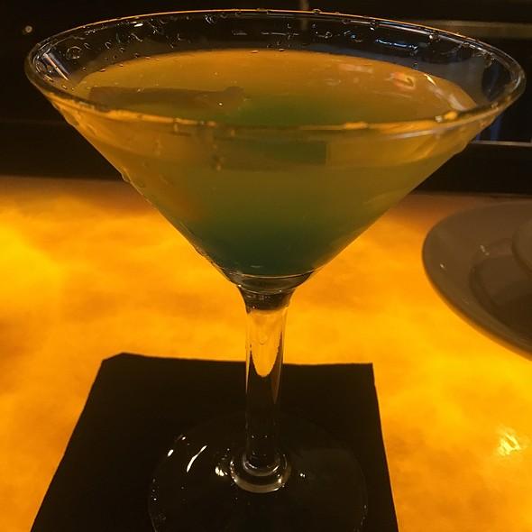 Yuzu Martini @ Izakaya & BAR Fu-ga