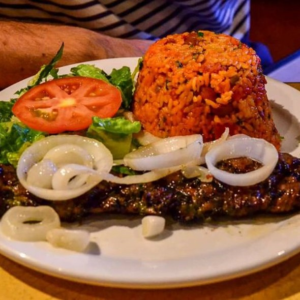 Steak @ Sofrito Rico Authentic Puerto Rican Cuisine