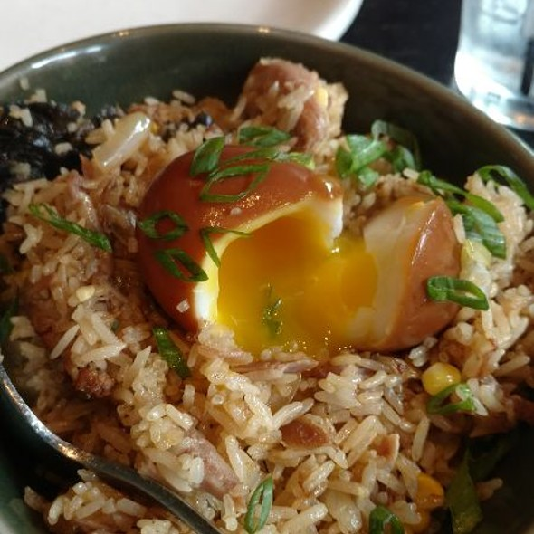 Duck Fried Rice @ Duck Duck Goat