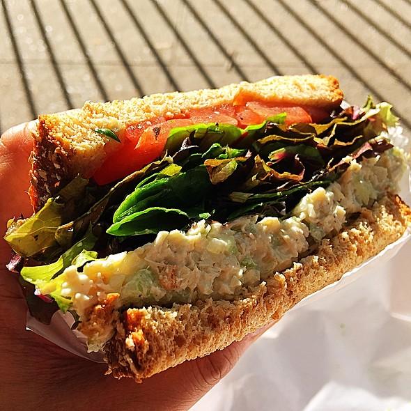 Chicken Salad Sandwich @ Josie's East Side