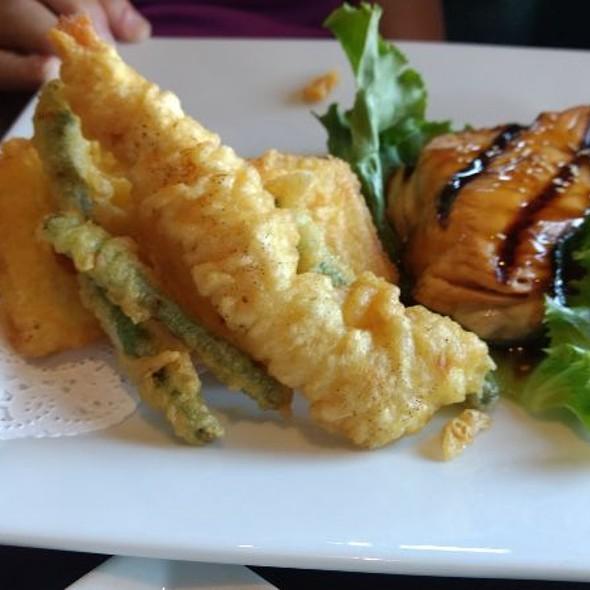 Salmone Teriyaki @ Kabuki Japanese Restaurant