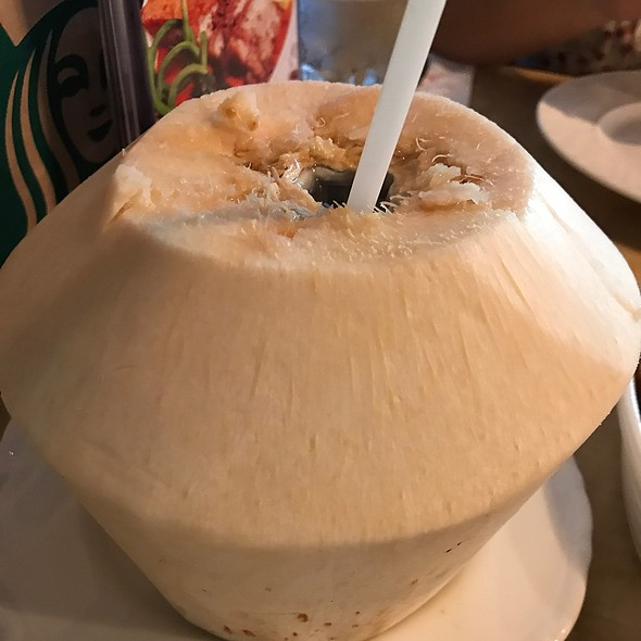 Fresh Buko Juice