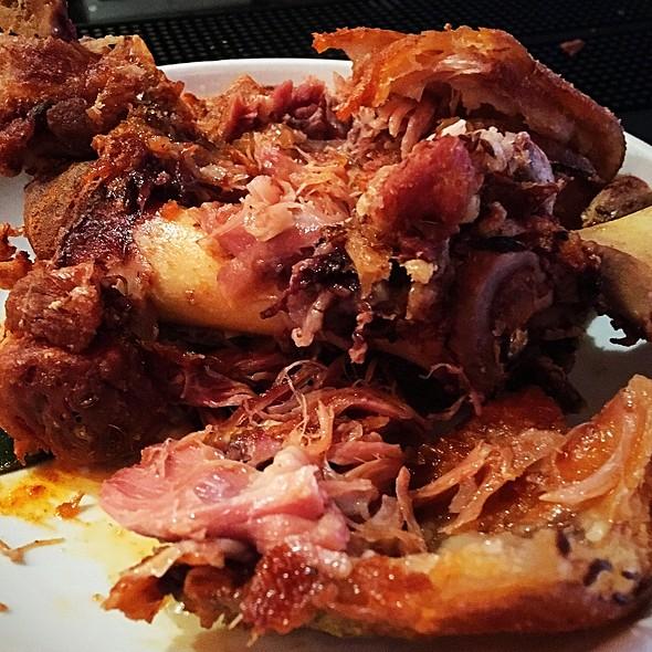 Pork Knuckles @ Maharlika
