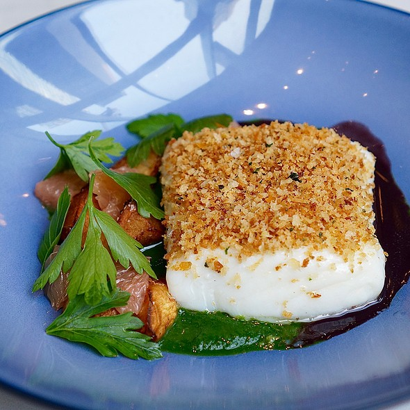Atlantic Halibut @ The Albert