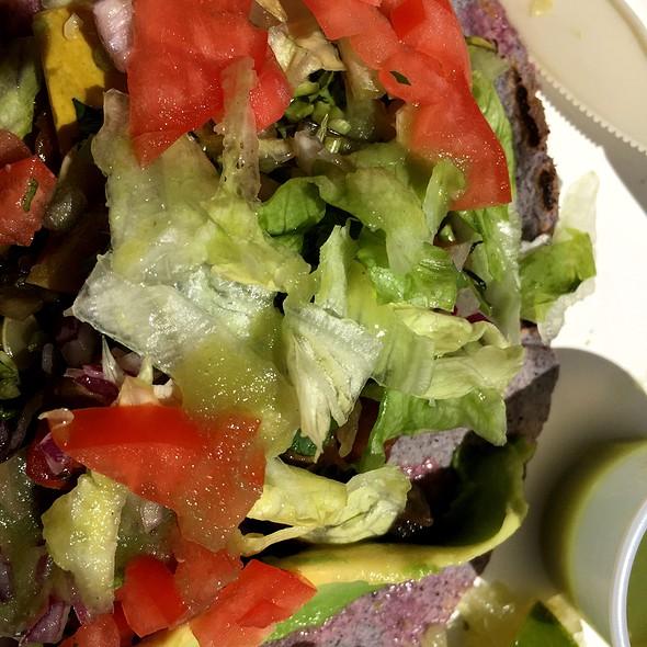 Veggie Taco @ Tierra Del Sol Cuisine