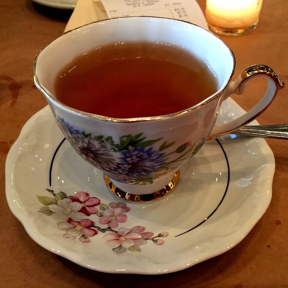 Steven Smith Peppermint Tea @ Little Bird