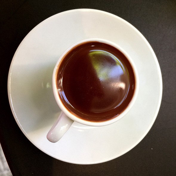 Drinking Chocolate @ Cacao DrinkChocolate