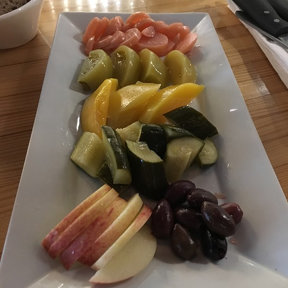 Pickle Plate @ State of Beer