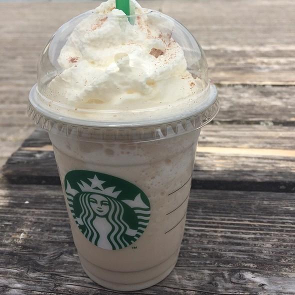 Green Tea Cream Frappuccino
