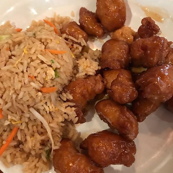 Crispy Honey Chicken @ P F Chang's China Bistro