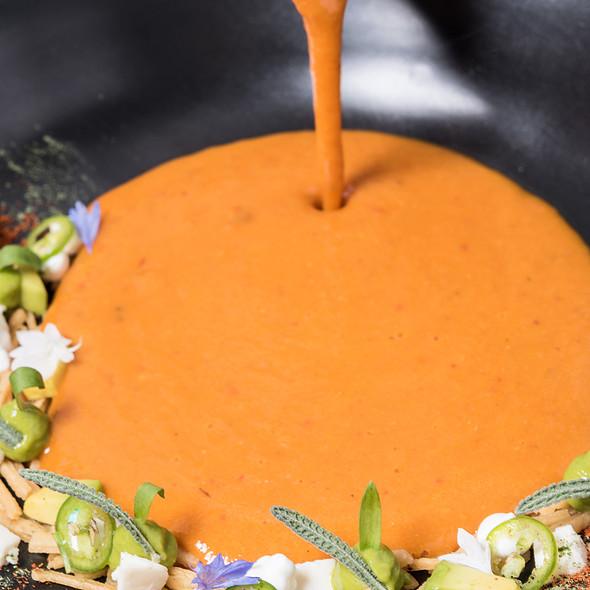 Tortilla Soup @ Anepalco's Cafe